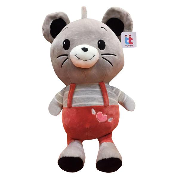 عروسک تاپ تویز طرح موش ارتفاع 47 سانتی متر