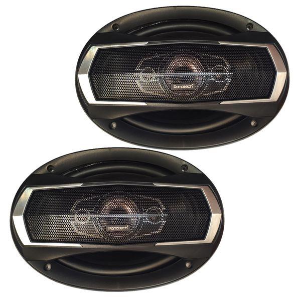 اسپیکر خودرو پاناتک مدل PCS-6921P بسته دو عددی