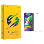 محافظ صفحه نمایش فلش مدل +HD مناسب برای گوشی موبایل سامسونگ Galaxy M21