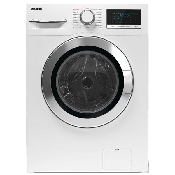 ماشین لباسشویی اسنوا مدل SWD-474S ظرفیت 7 کیلوگرم
