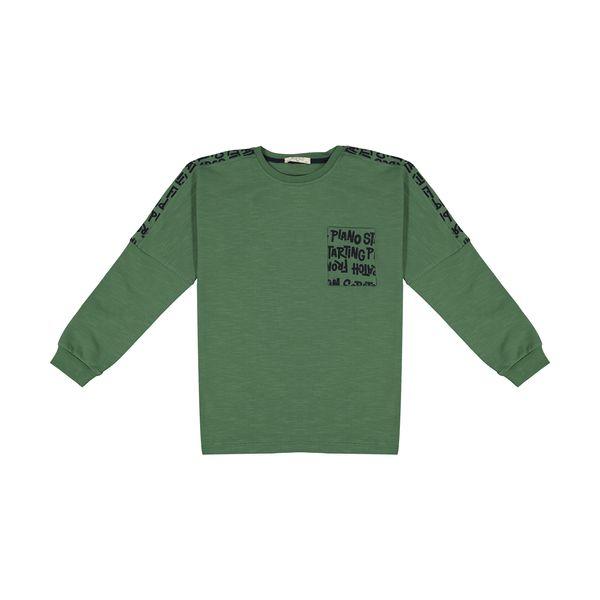 تی شرت پسرانه پیانو مدل 1009009901730-43