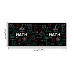 ماگ حرارتی زیگ زاگ طرح ریاضی کد 1311