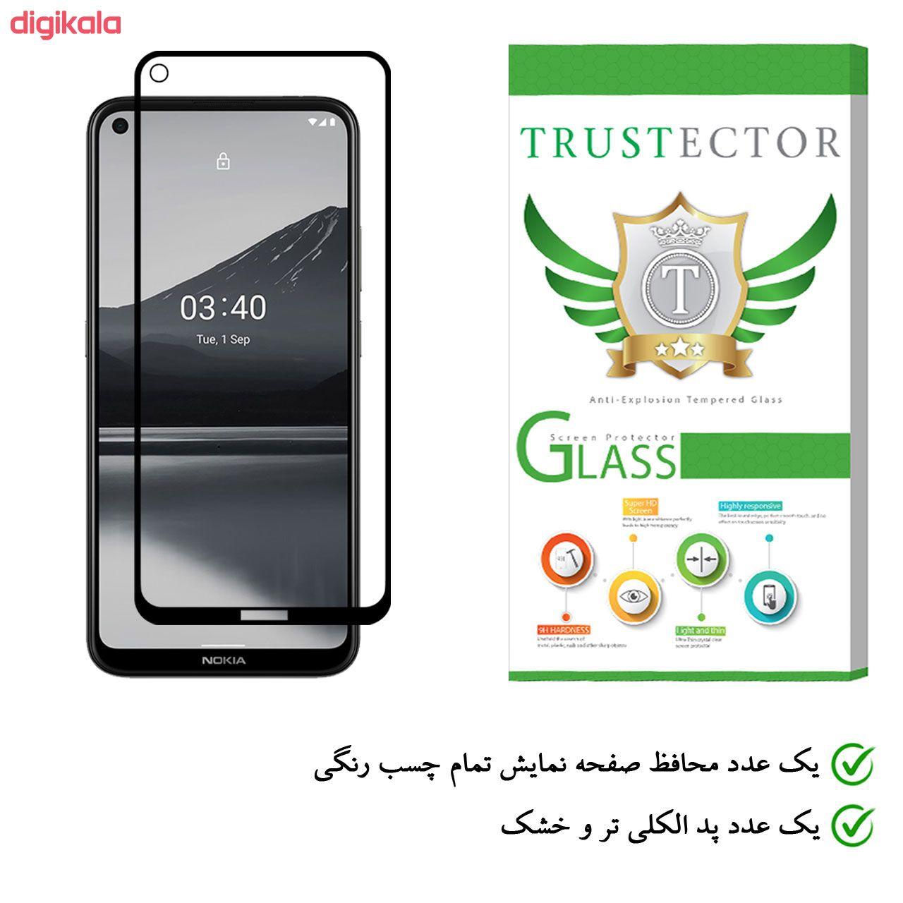 محافظ صفحه نمایش تراستکتور مدل GSS مناسب برای گوشی موبایل نوکیا 3.4