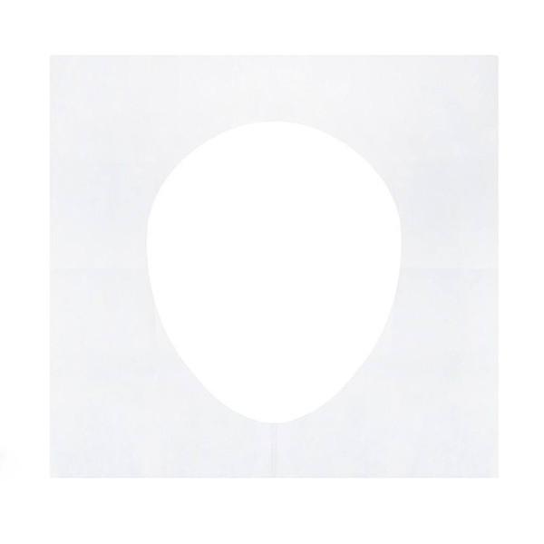 روکش یکبار مصرف توالت فرنگی صبا مدل 01 بسته 20 عددی