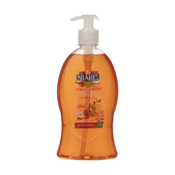 مایع دستشویی نیارو مدل بهار نارنج حجم 450 گرم