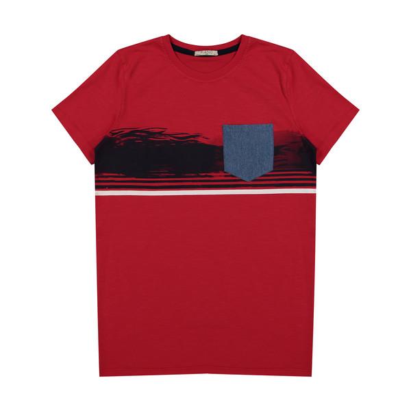 تی شرت پسرانه پیانو مدل 01530-72