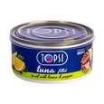 تن ماهی تاپسی با طعم لیمو و فلفل- 180 گرم thumb 1