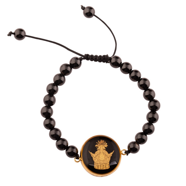 دستبند زنانه الون طرح تاج کد ONI101