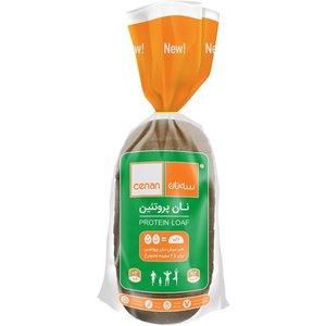 نان پروتئین سه نان - 540 گرم