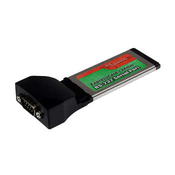 تبدیل پورت PCMCIA Express به سریال RS232 مدل MCe2RS