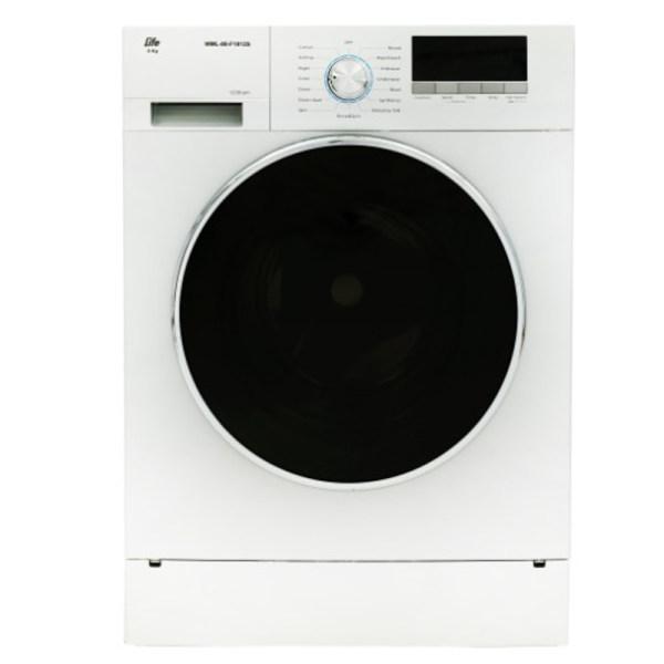 ماشین لباسشویی لایف مدل 1812TI / 1812W ظرفیت 8 کیلوگرم