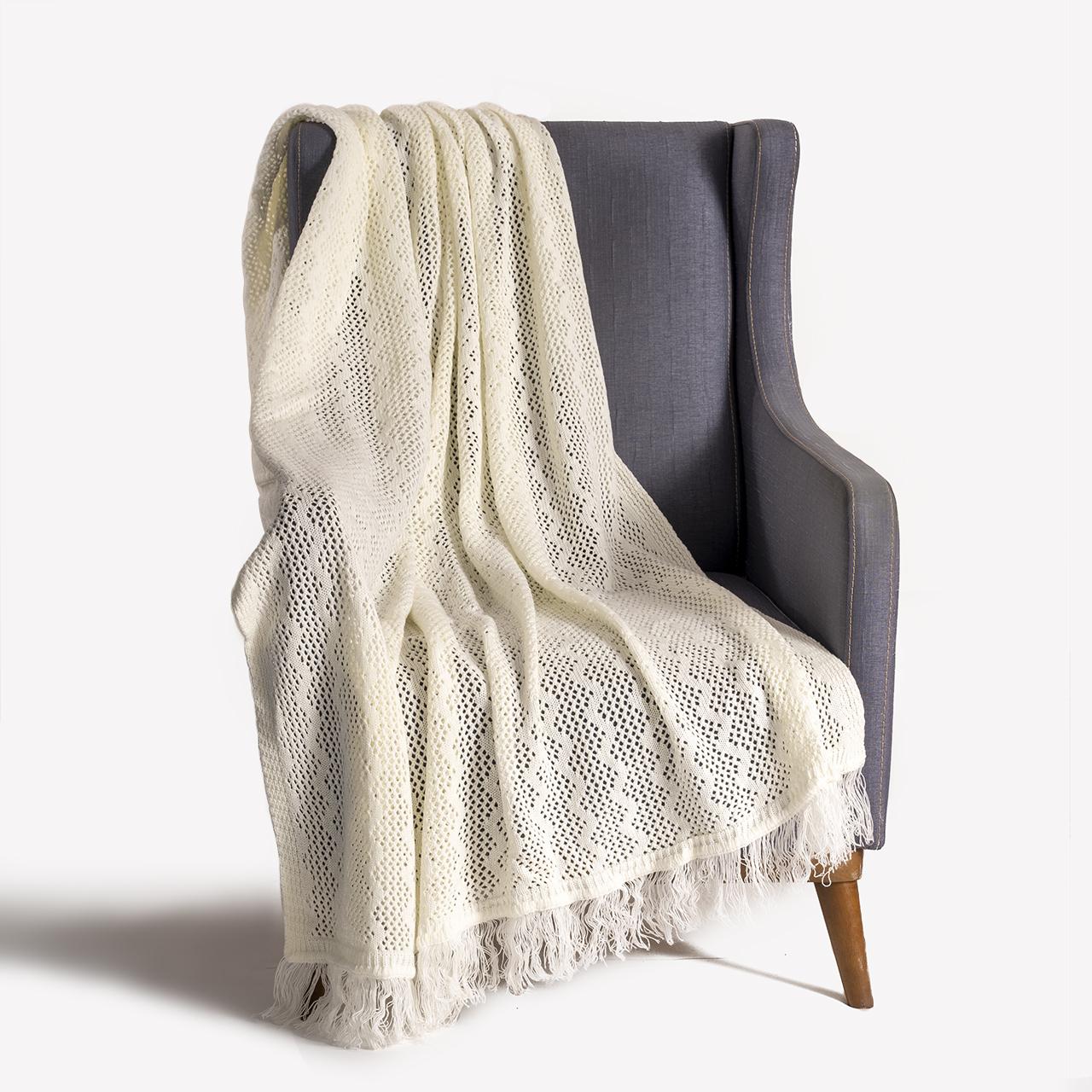 شال مبل و تخت مدل Bahare سایز 140x200 سانتیمتر