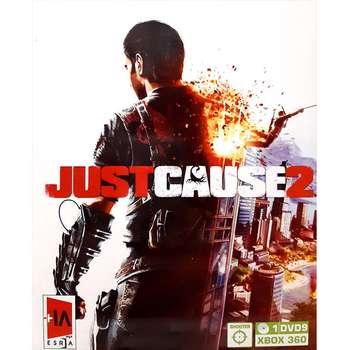 بازی JUST CAUSE 2  مخصوص Xbox 360