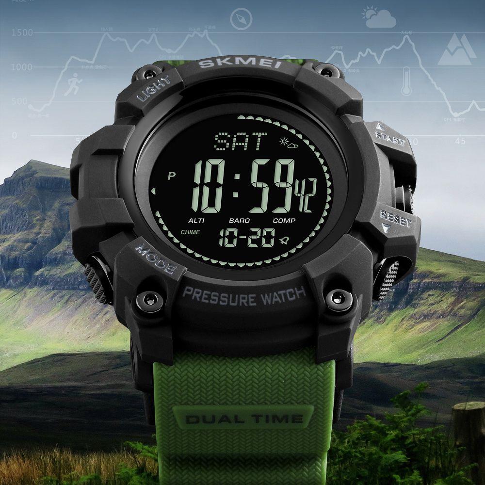 ساعت مچی دیجیتال مردانه اسکمی مدل 1358G-NP -  - 6