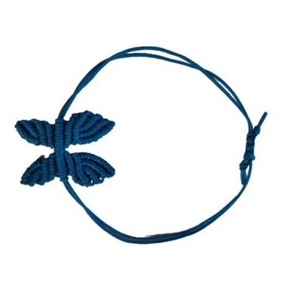 دستبند دخترانه مدل Butterfly