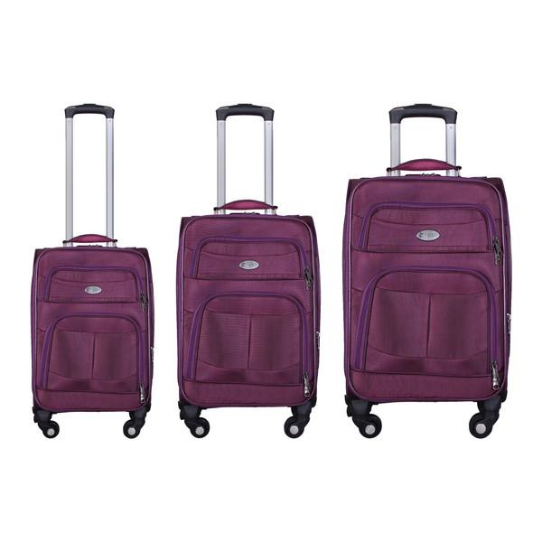 مجموعه سه عددی چمدان کدA1034