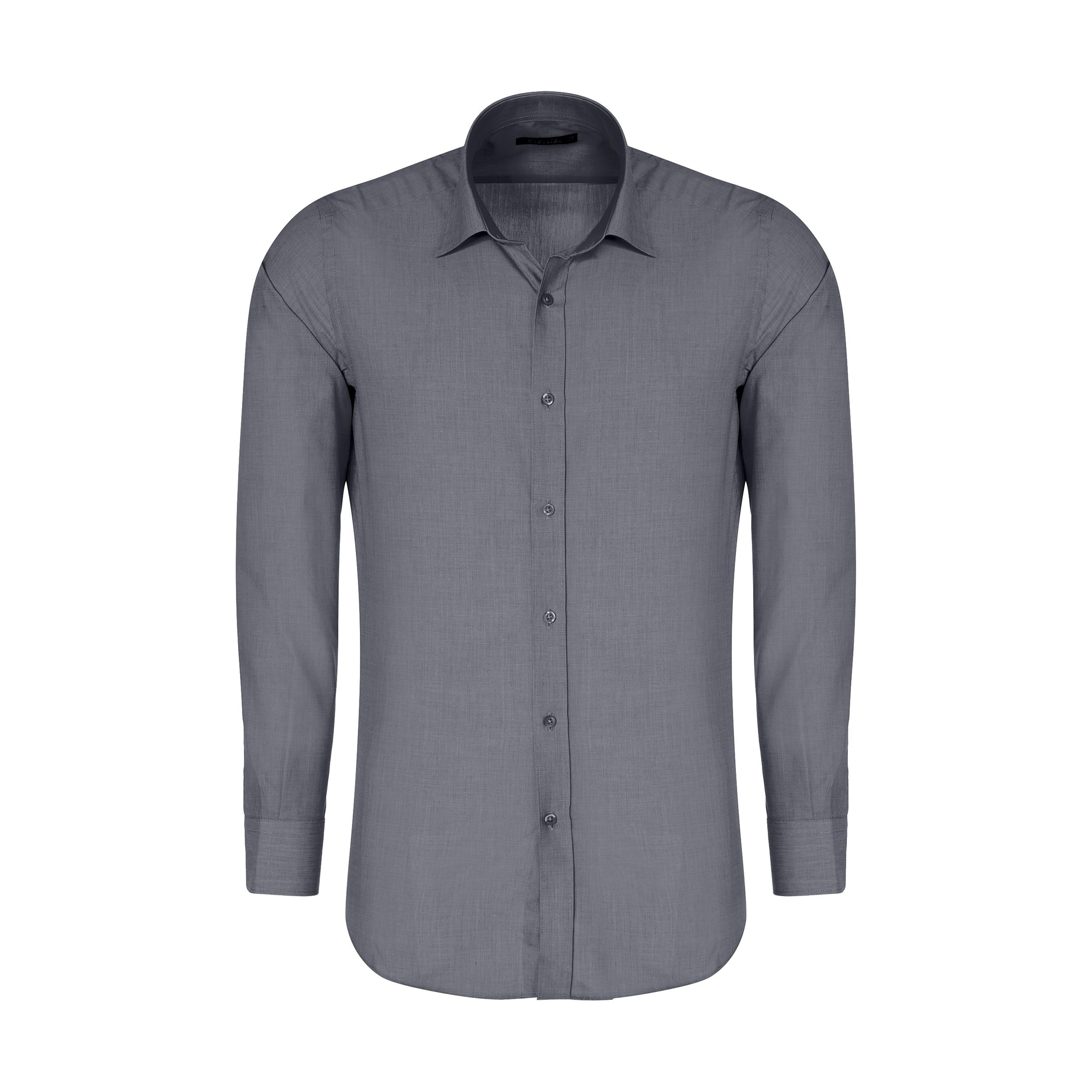 پیراهن مردانه کیکی رایکی مدل MBB2401-001