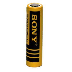 باتری لیتیوم-یون قابل شارژ سونی کد 18650 ظرفیت 13000 میلی آمپرساعت