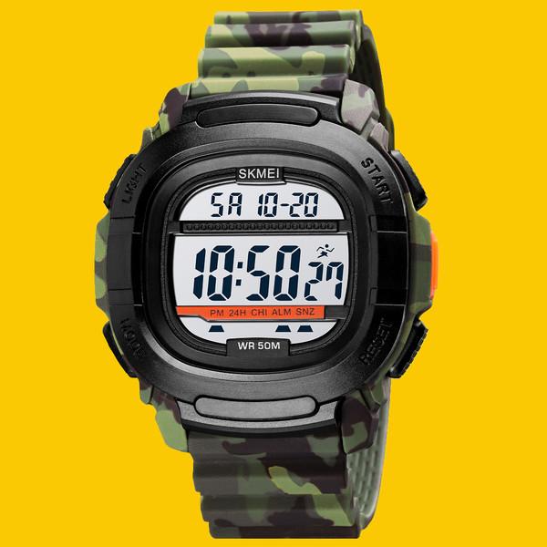 ساعت مچی دیجیتال مردانه اسکمی مدل 1657 AG