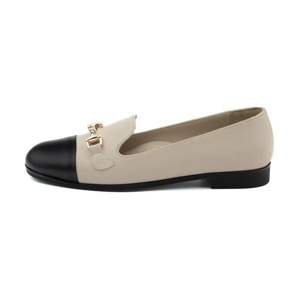 کفش زنانه چرم مشهد مدل J2400092