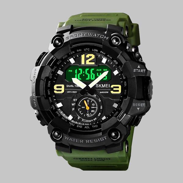 ساعت مچی عقربهای مردانه اسکمی مدل 1637 AG