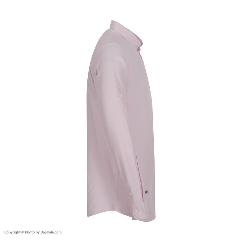 پیراهن مردانه رونی مدل 111102031504