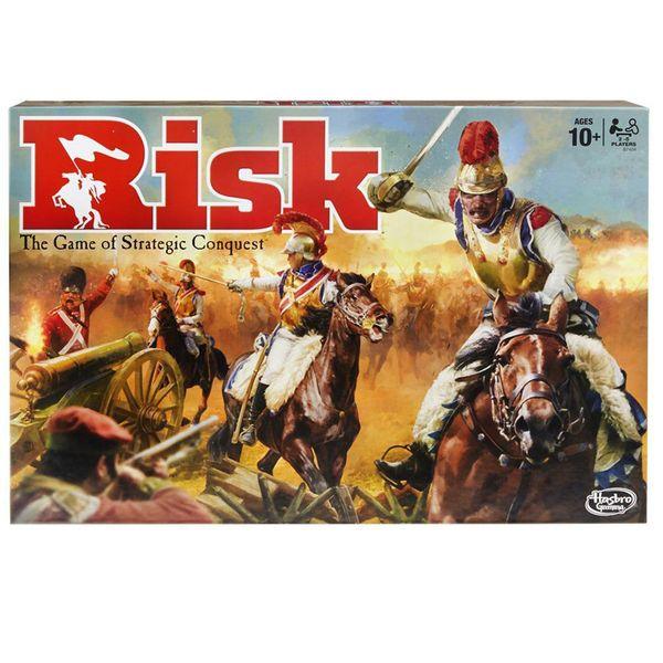 بازی فکری هاسبرو مدل ریسک کد 1957