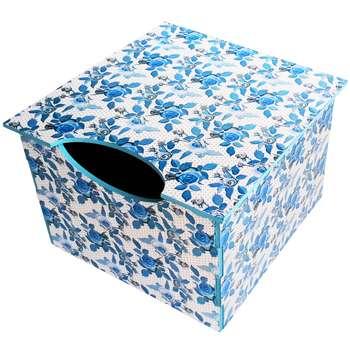 جعبه دستمال کاغذی مدل پرمیس کد DO190