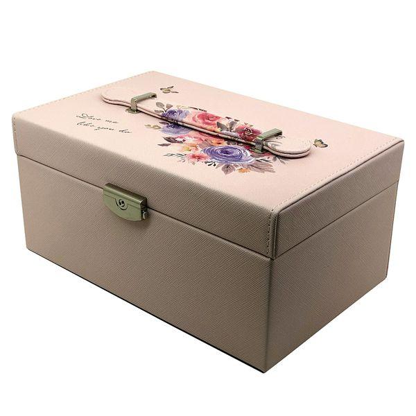 جعبه جواهرات مدلFlower کد D1101.11