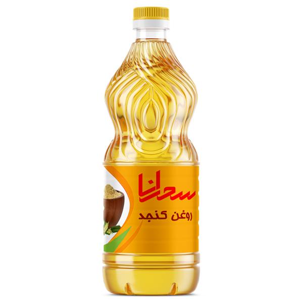 روغن کنجد سحرانا - 1 لیتر