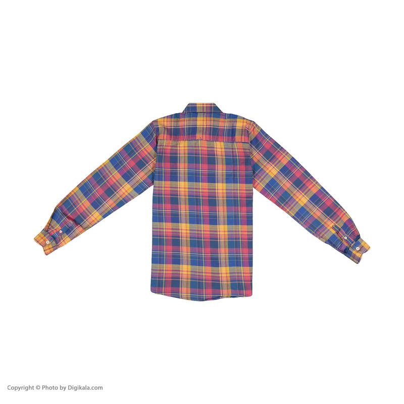 پیراهن پسرانه بانی نو مدل 2191123-15
