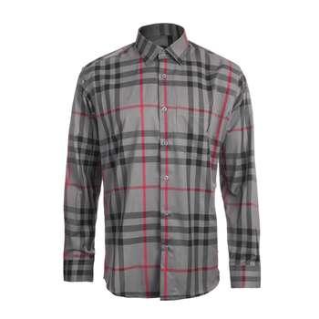 پیراهن آستین بلند مردانه ناوالس مدل BB- TC