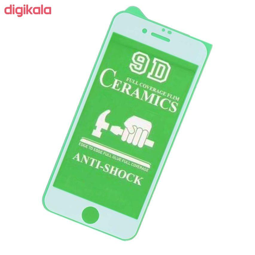 محافظ صفحه نمایش 9D مدل CRA-I6 مناسب برای گوشی موبایل اپل iphone 6 / 6s  main 1 1