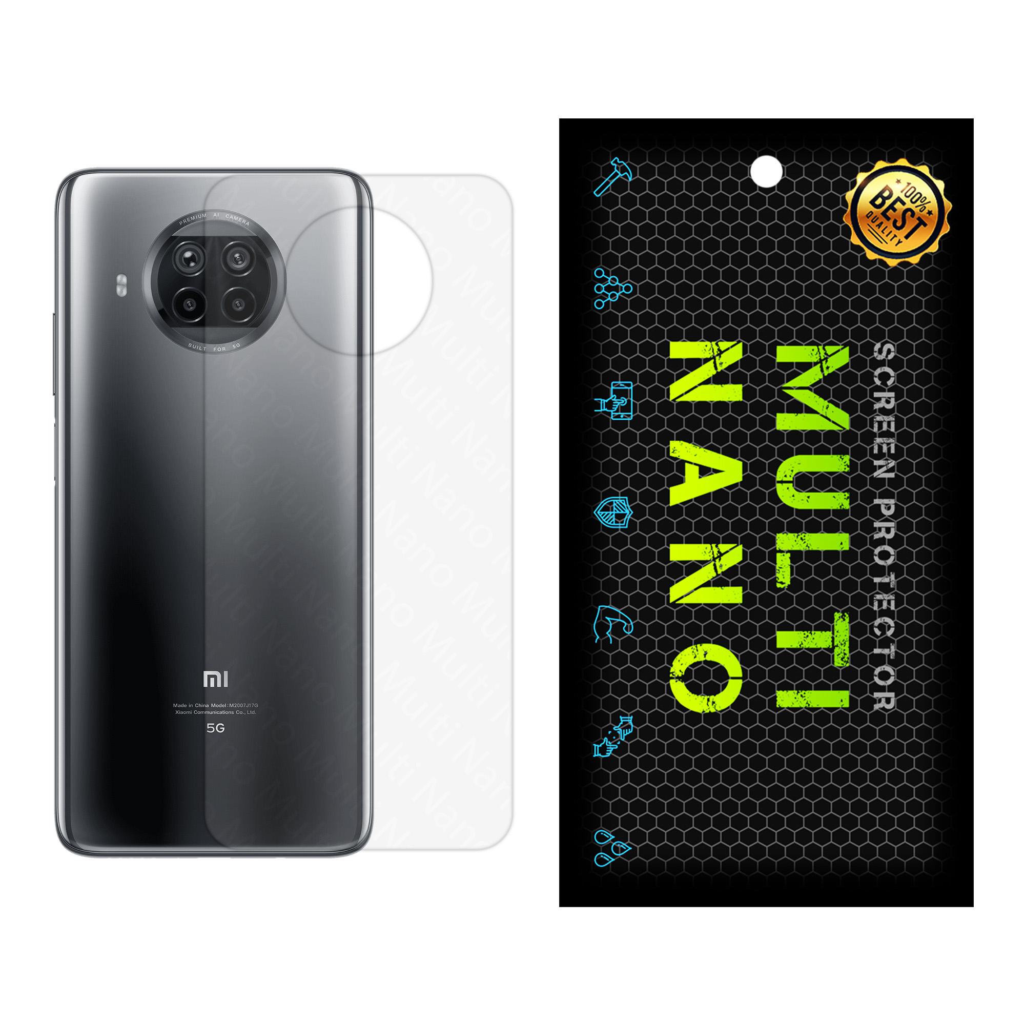 محافظ پشت گوشی مات مولتی نانو مدل Pro مناسب برای موبایل شیائومی Mi 10T Lite
