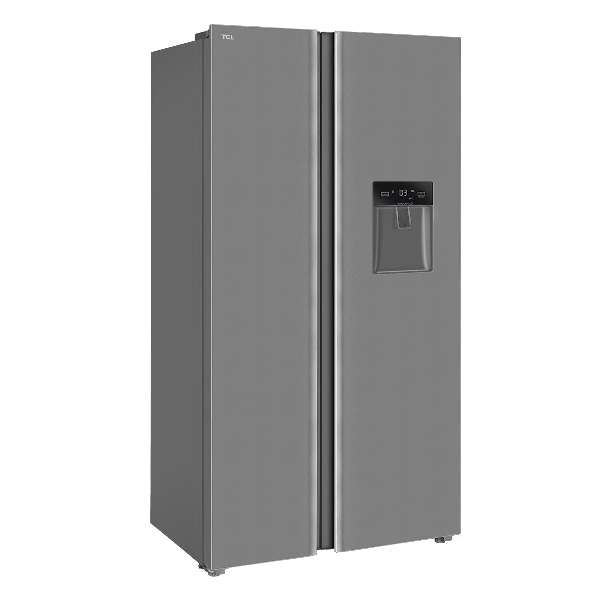 یخچال و فریزر ساید بای ساید تی سی ال مدل S660-AGD/AWD/ASD/AMD