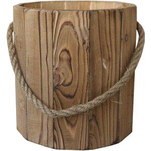 سطل چوبی مدل R20
