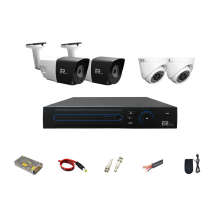 سیستم امنیتی  آی تی آر مدل DK33_2R25FN_2D29F_434