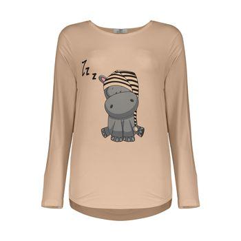 تی شرت زنانه مون مدل 163120680
