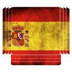 برچسب پلی استیشن ۴ پرو مدل اسپانیا