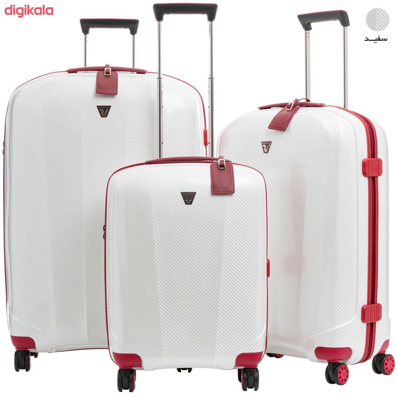 مجموعه سه عددی چمدان رونکاتو مدل 5950 main 1 28