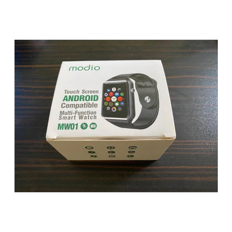 ساعت هوشمند مودیو مدل MW01 به همراه محافظ صفحه نمایش