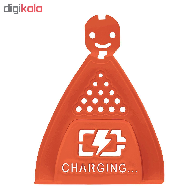پایه نگهدارنده شارژر موبایل مدل Hng 0229 main 1 12