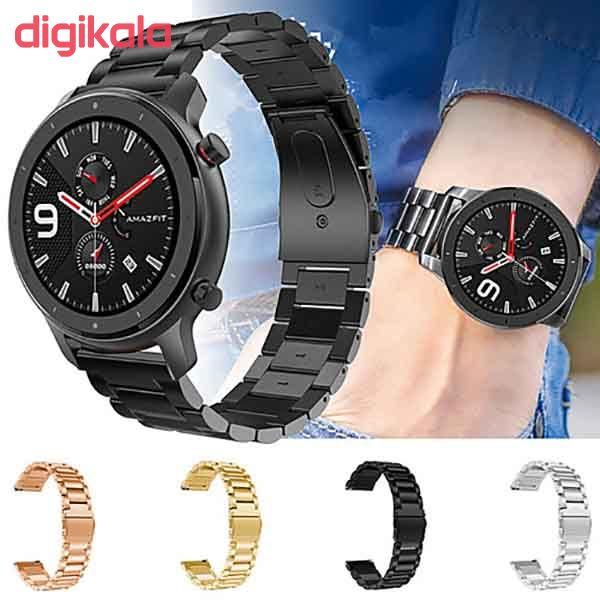 بند مدل Dk-03 مناسب برای ساعت هوشمند سامسونگ Gear S4 Classic / Gear Sport / Galaxy Watch 42mm main 1 1