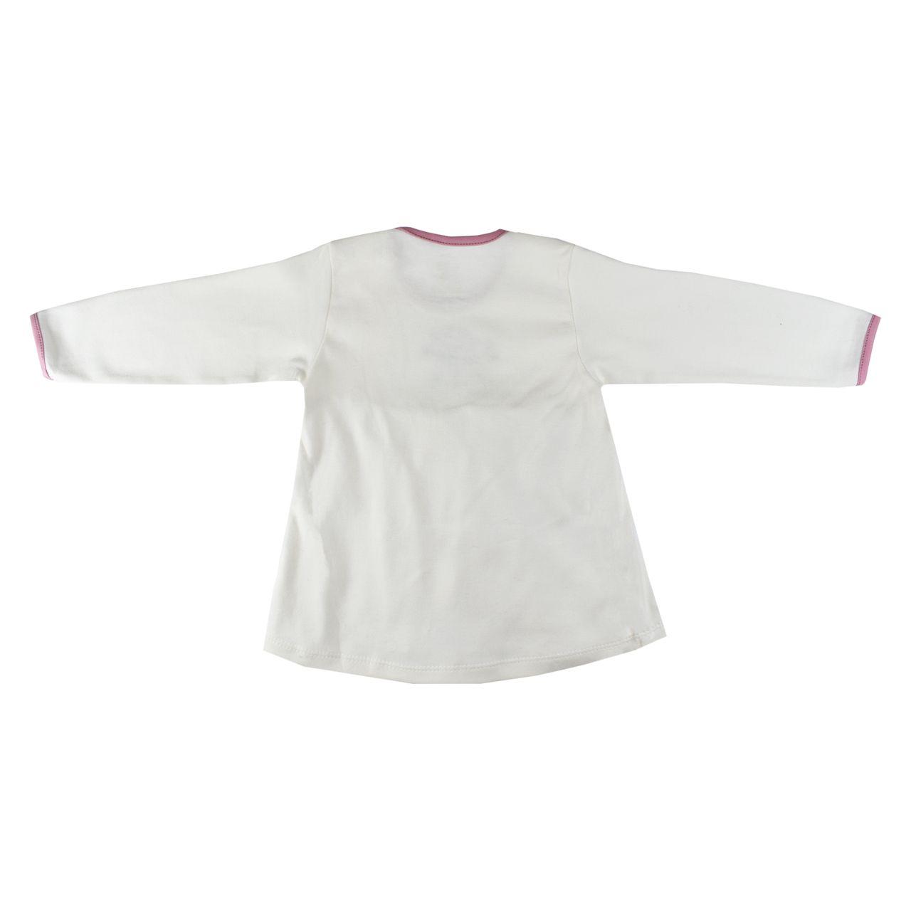 ست 5 تکه لباس نوزادی نیروان طرح گل کد 4 -  - 8