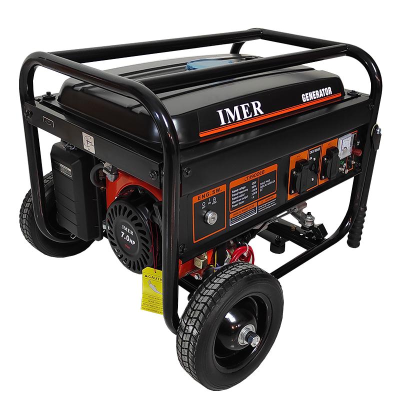 موتور برق بنزینی ایمر مدل LT3900EB کد 3KW