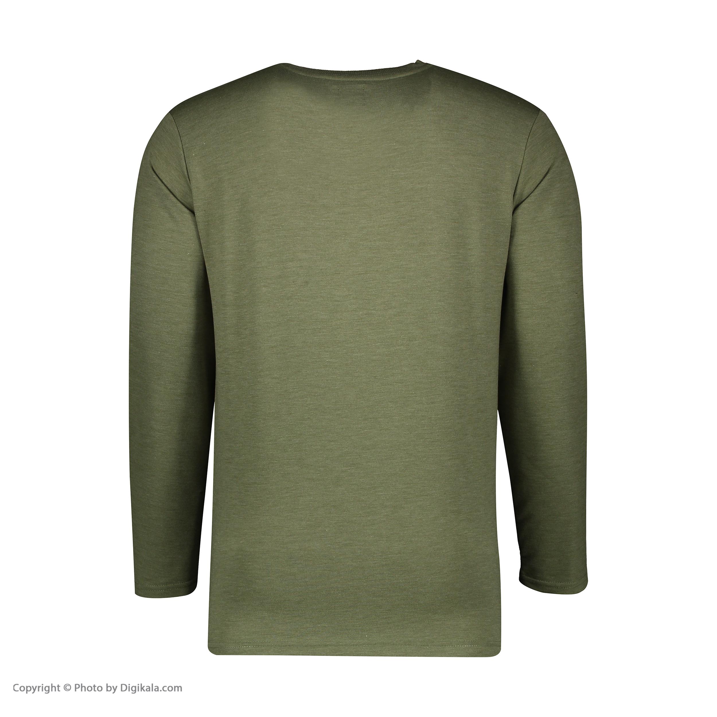 خرید                                     سویشرت مردانه زی مدل 153139943
