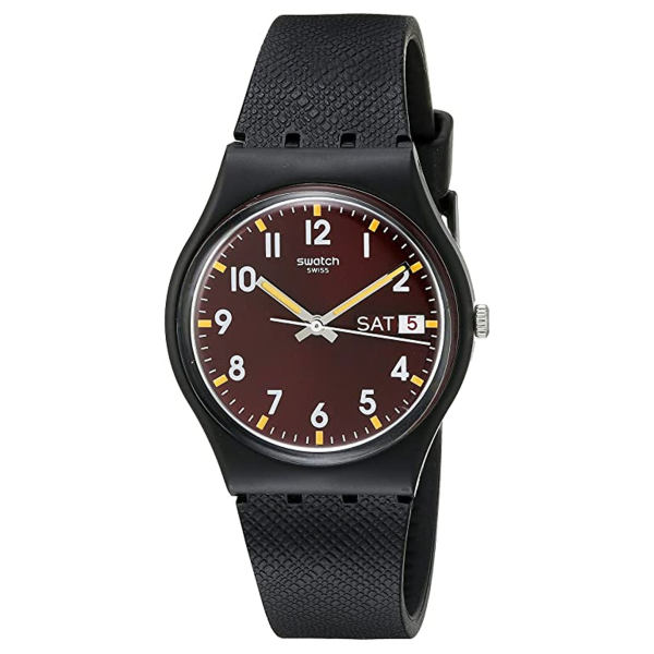 ساعت مچی عقربه ای سواچ مدل GB753
