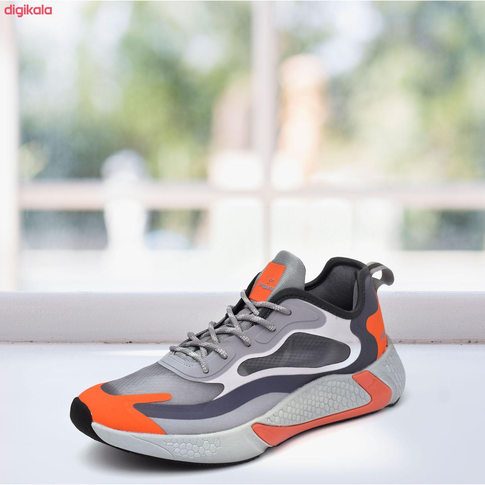 کفش پیاده روی مردانه پاما مدل ساموئل کد G1421 main 1 4