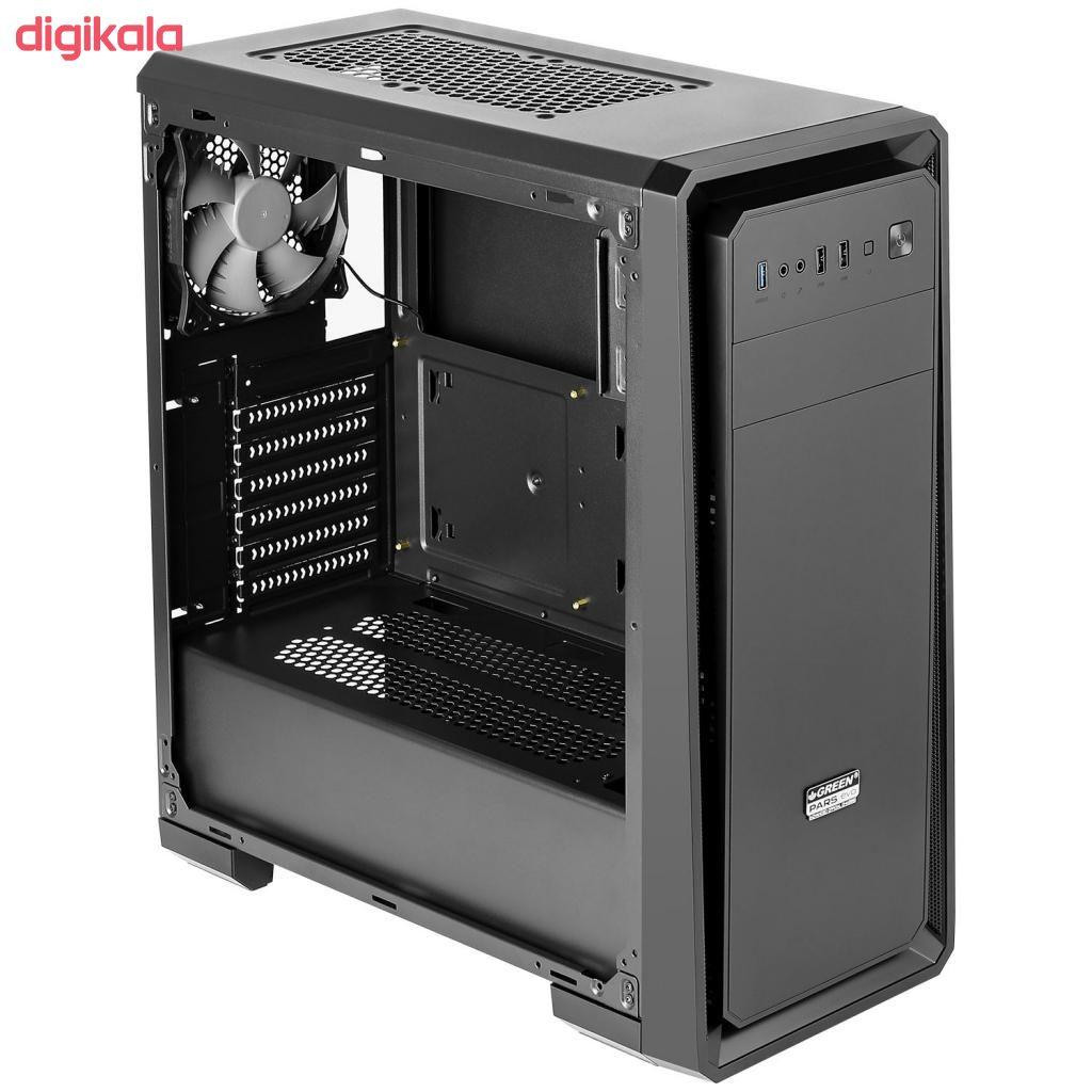 کیس کامپیوتر گرین مدل PARS EVO main 1 1
