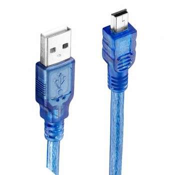 کابل تبدیل USB به Mini-USB مدل Shone طول 1.5 متر